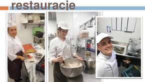 Europejskie praktyki szansą na sukces zawodowy - lizbońskie restauracje