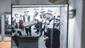 Okładka - Muzeum Ludowych Instrumentów Muzycznych w Szydłowcu
