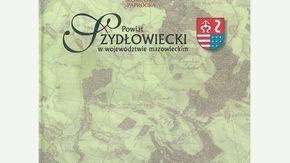 Okładka Publikacji Powiat Szydłowiecki w województwie mazowieckim