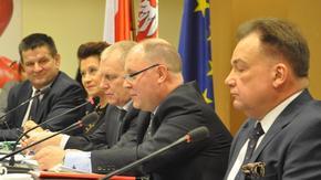 Pierwszy w tym roku Konwent Powiatów Województwa Mazowieckiego odbył się w Warszawie