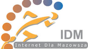 logotyp internet dla mazowsza