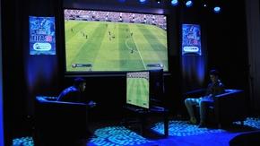 Turniej FIFA, rozgrywki w zamku