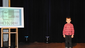 na scenie jeden z laureatów Aleksander Arak