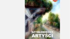 okładka katalogu Szydłowieccy Artyści