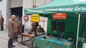 Piknik Straży Granicznej w Warszawie