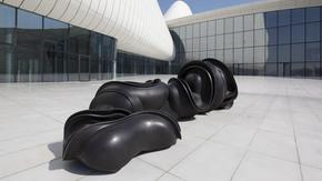 Early Forms. Rzeźba Tony Cragga. fot.Michael Richter