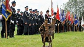 Strażacy z Majdowa świętowali jubileusz 90-lecia