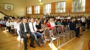 rozpoczęcie roku szkolnego w ZSO im.H.Sienkiewicza