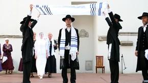 inscenizacja wesela zydowskiego