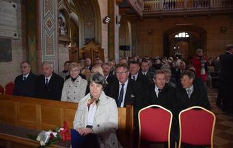 W dniu 24 kwietnia 2016 r. w kościele parafialnym pw. Św. Urszuli w Kowalu odbyły się Powiatowe Obcho