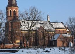 Parafia rzymskokatolicka Najświętszego Serca Pana Jezusa w Lubieniu Kujawskim