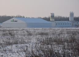 Zakład Produkcji Nawozów Wapniowych w Lubieniu Kujawskim POLCALC