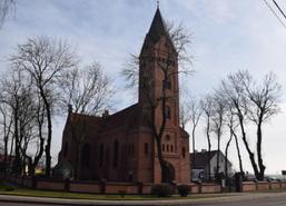 Kościół Matki Bożej Szkaplerznej w Lubrańcu