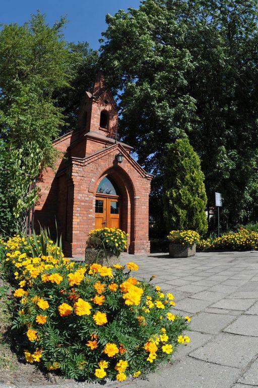 Kaplica w Kornowacu