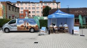 Mobilne biuro programu Czyste Powietrze
