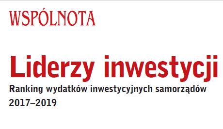 Logo Liderzy Samorządowych Inwestycji (link otworzy duże zdjęcie)