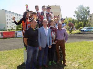 Drużynowe Mistrzostwa Polski Młodzików w Speedrowerzre