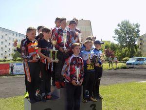 Drużynowe Mistrzostwa Polski Młodzików w Speedrowerze (3)