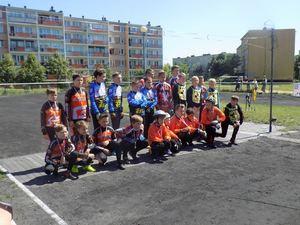 Drużynowe Mistrzostwa Polski Młodzików w Speedrowerze (2)
