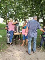 Festyn Rodzinny zorganizowany przez Radę Osiedla Winiary.