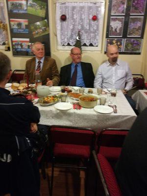 Spotkanie opłatkowe Rady Osiedla Winiary