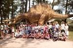Integracyjny Festyn Rodzinny w Zaurolandii