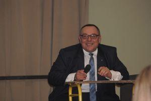 Konferencja na temat mediacji