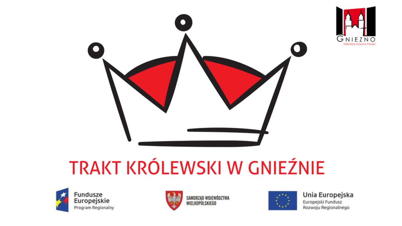 Logo Traktu Królewskiego w Gnieźnie
