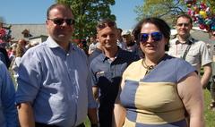 Wizyta w mieście partnerskim na Litwie