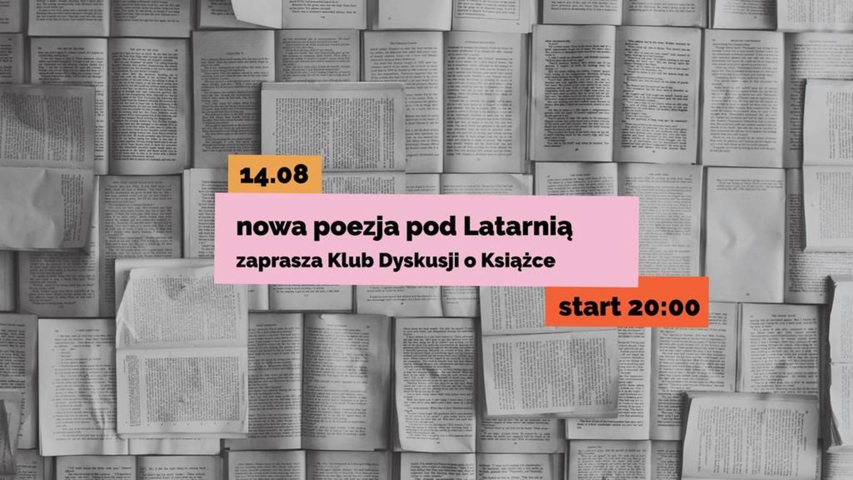 Nowa poezja pod Latarnią na Wenei (link otworzy duże zdjęcie)
