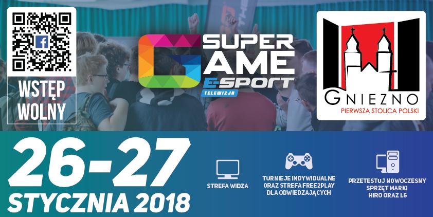 Super Game e-sport w Gnieźnie (link otworzy duże zdjęcie)