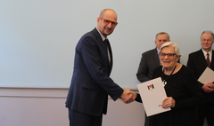 Nowa Miejska Rada Seniorów rozpoczęła kolejną kadencję (link otworzy duże zdjęcie)