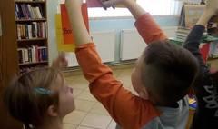 Dzień Języka Ojczystego w bibliotece (link otworzy duże zdjęcie)