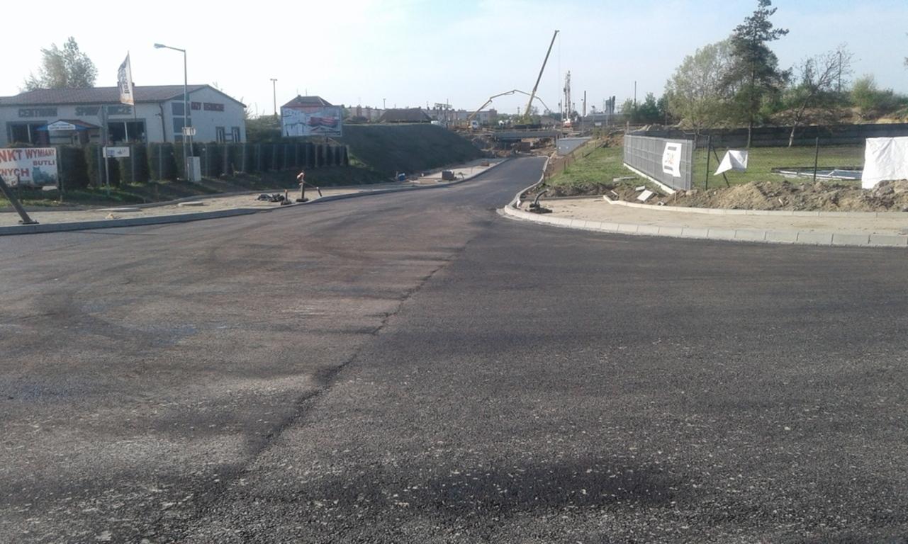 Ulica Kochanowskiego tymczasowo jednokierunkowa (link otworzy duże zdjęcie)