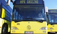 Bezpłatne autobusy w każdy weekend