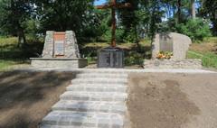Odnowiono pomnik Pomordowanych na Dalkach