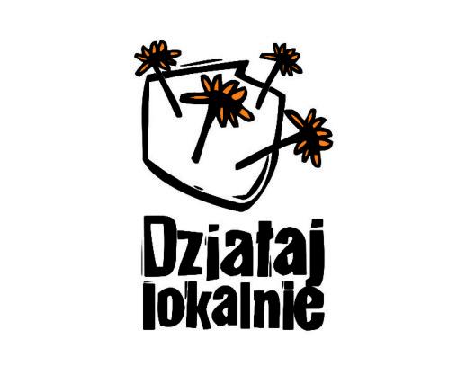 logo konkursu Działaj Lokalnie