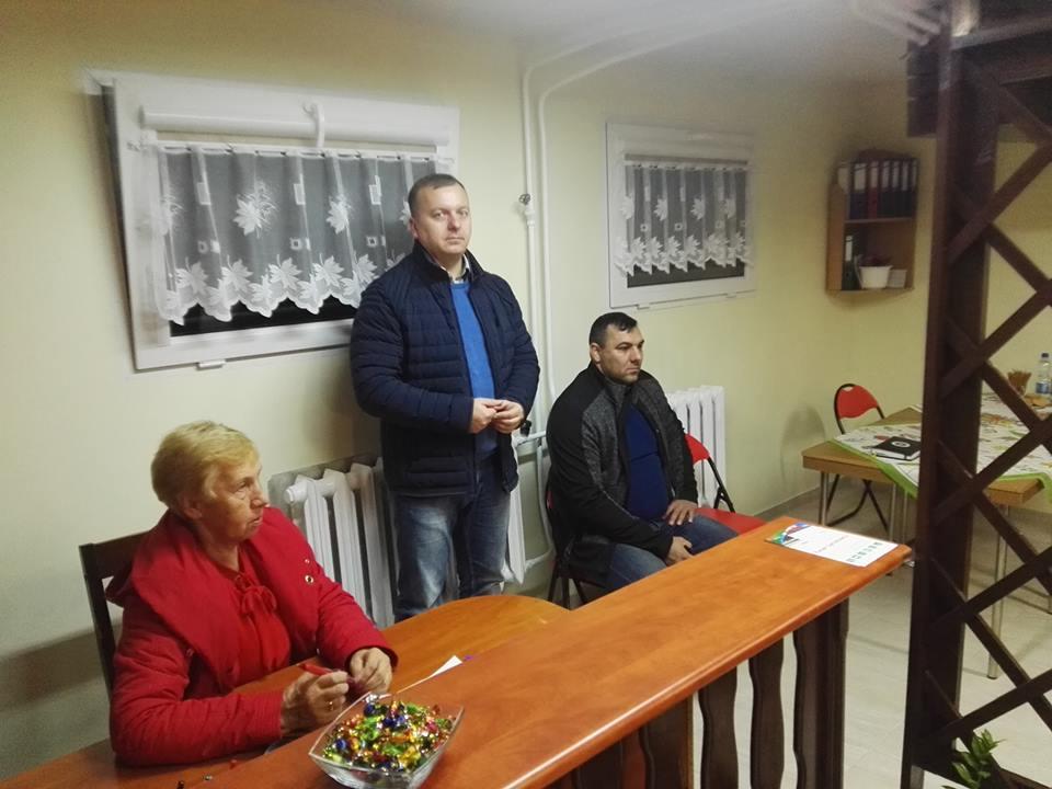Spotkanie organizacyjne w Wierzbnie (link otworzy duże zdjęcie)